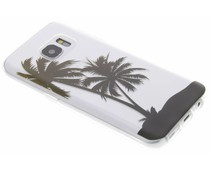 Summer TPU siliconen hoesje Samsung Galaxy S7