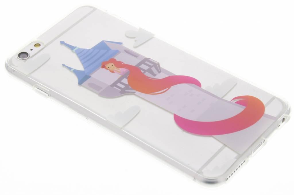 Rapunzel Sprookjes TPU siliconen hoesje voor de iPhone 6(s) Plus