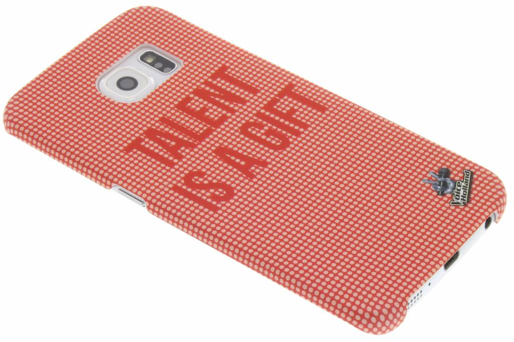 The Voice of Holland Talent is a gift hardcase hoesje voor de Samsung Galaxy S6 Edge