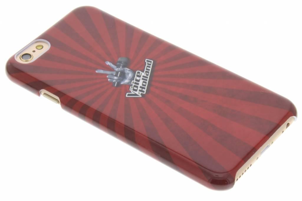 The Voice of Holland Logo design hardcase hoesje voor de iPhone 6 / 6s