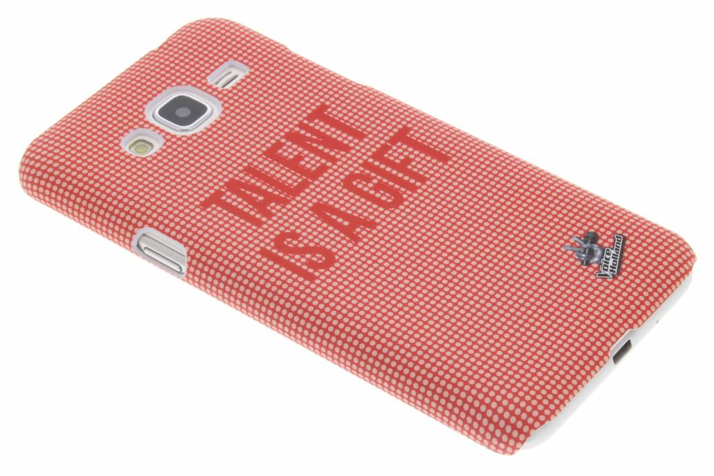 The Voice of Holland Talent is a gift hardcase hoesje voor de Samsung Galaxy J3 / J3 (2016)