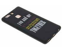 Glow in the dark TPU case Huawei P9