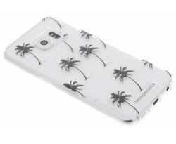 Fashionchick Palmtrees Softcase Samsung Galaxy S6 Edge