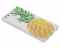 Transparant fruit design TPU hoesje Huawei P9 plus