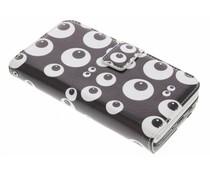Design TPU portemonnee Samsung Galaxy S4