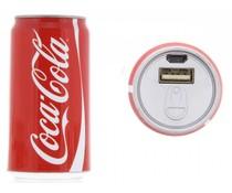 Coca-Cola Regular Blik Powerbank 2400 mAh - 1A