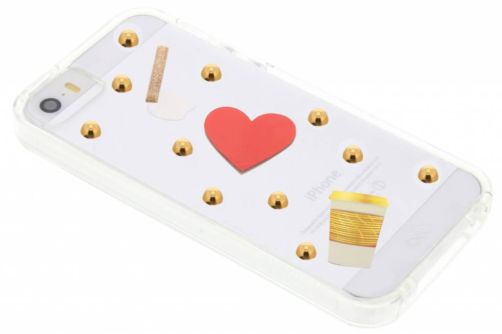 Case-Mate Naked Tough Custom Case voor de iPhone 5 / 5s / SE - Transparant