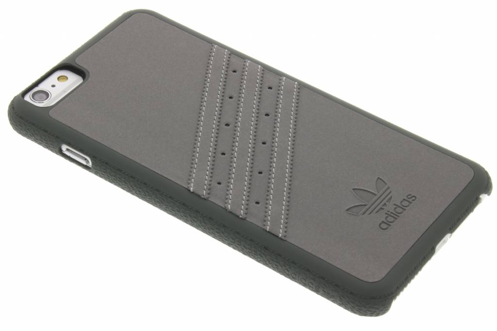 adidas Coque Rigide Hard voor de Case iPhone 6(s) Plus - Grijs