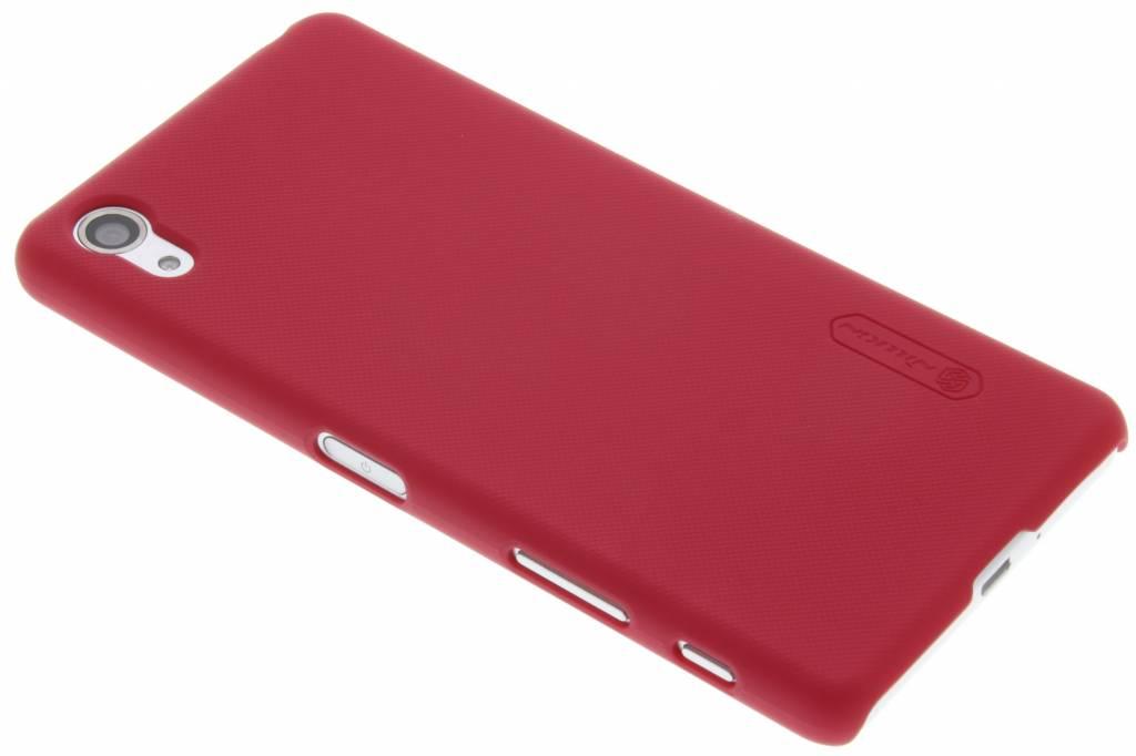 Nillkin Frosted Shield hardcase hoesje voor de Sony Xperia X Performance - Rood