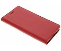 Rood zakelijke booktype hoes OnePlus 3 / 3T