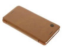 Nillkin Qin Leather slim booktype Sony Xperia X Performance