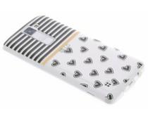 Design TPU siliconen hoesje LG K8