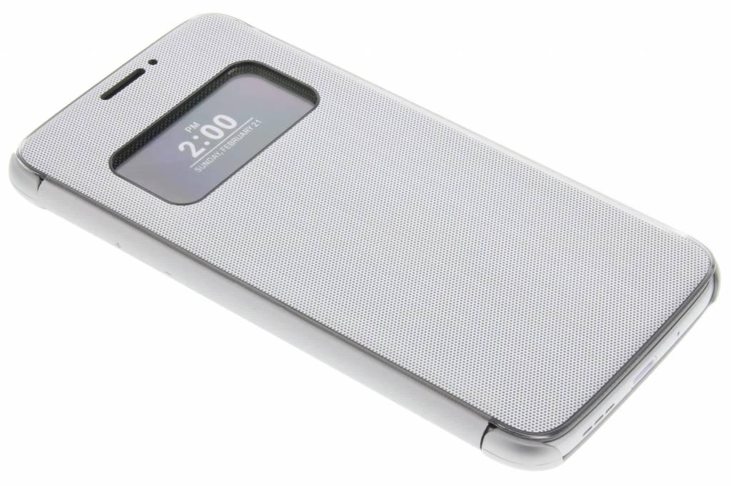 Quick Cover voor de LG G5 (SE) - Zilver