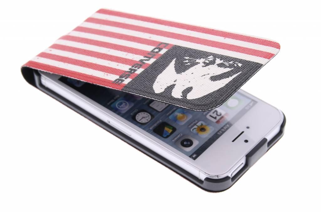 Image of Flip Case voor de iPhone 5 / 5s / SE - Americana