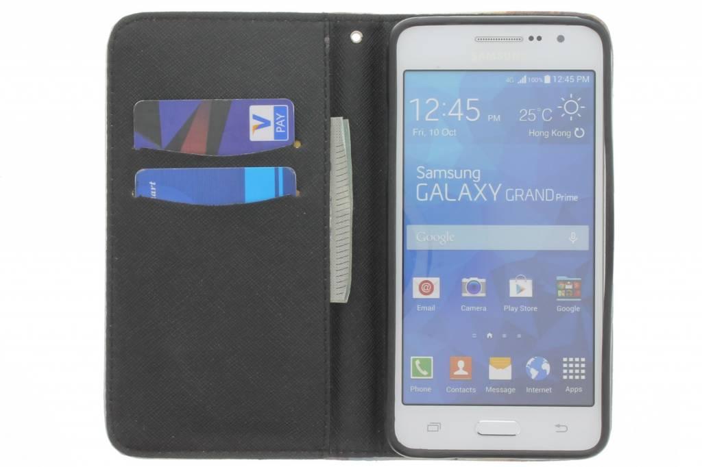 La Conception, Espérons-booktype Tpu Case Pour Samsung Galaxy Grand Premier