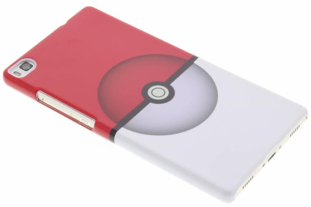 Pokémon Pokeball hardcase hoesje voor de Huawei P8