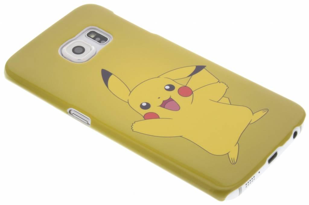 Pokémon Pikachu hardcase hoesje voor de Samsung Galaxy S6 Edge