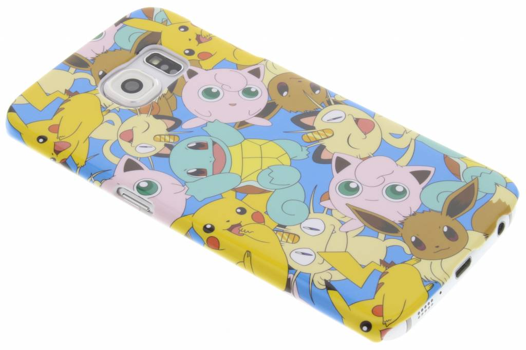 Pokémon hardcase hoesje voor de Samsung Galaxy S6 Edge