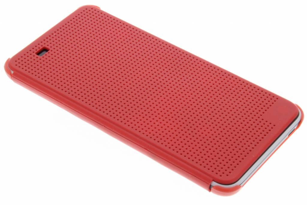 Rode Dot-Cover hoes voor de HTC Desire 820
