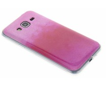 Glitter TPU softcase Samsung Galaxy J3 / J3 (2016)