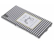 Design TPU siliconen hoesje Sony Xperia Z5 Premium