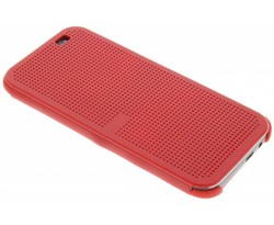 Rood Dot-Cover hoes HTC One M8 / M8s