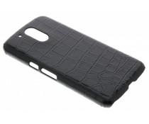 Krokodil design hardcase hoesje Motorola Moto G4 (Plus)