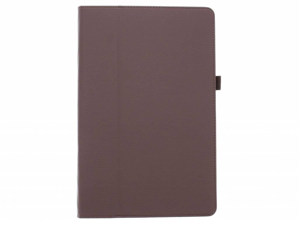 Bruine effen tablethoes voor de Microsoft Surface 2