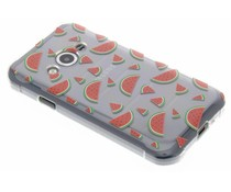 Transparant fruit design TPU hoesje Samsung Galaxy Xcover 3