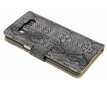 Slangenprint booktype hoes Samsung Galaxy J5 (2016)