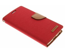 Mercury Goospery Canvas Diary Case LG Nexus 5X