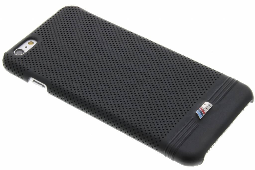 BMW M adrenaline back cover voor de iPhone 6(s) Plus - Zwart