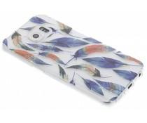 Ibiza feather case Samsung Galaxy S6 Edge