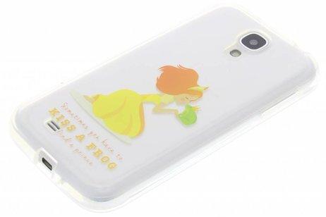 Embrasser Un Cas Tpu Fée Grenouille Silicone Pour Samsung Galaxy S4 ZNTvw