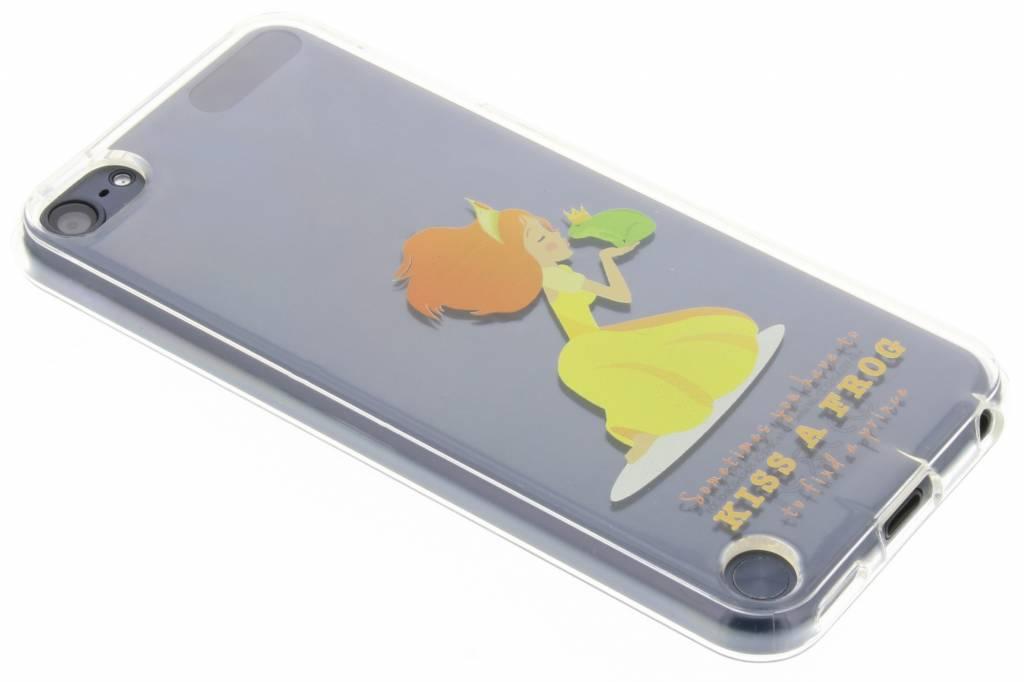 Kiss a frog Sprookjes TPU siliconen hoesje voor de iPod Touch 5g / 6
