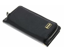 Vetti Craft Coin Wallet Case iPhone 6 / 6s - Zwart