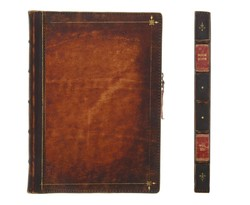 Twelve South BookBook Rutlegde iPad Air / Air 2 - Brown
