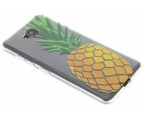Transparant fruit design TPU hoesje Microsoft Lumia 650