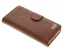Vetti Craft Wallet Bookcase iPhone 6 / 6s - Bruin