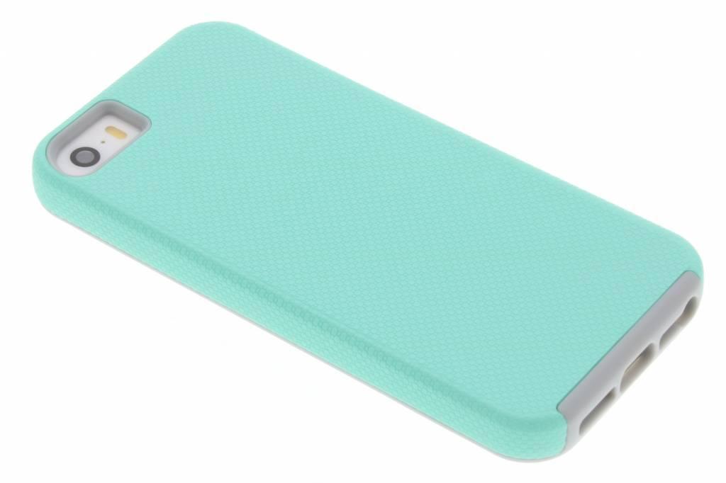 Accezz Xtreme Cover voor de iPhone 5 / 5s / SE - Mintgroen