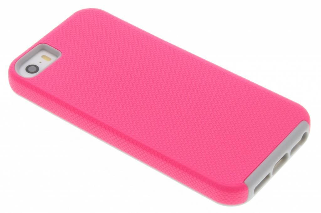Accezz Xtreme Cover voor de iPhone 5 / 5s / SE - Roze