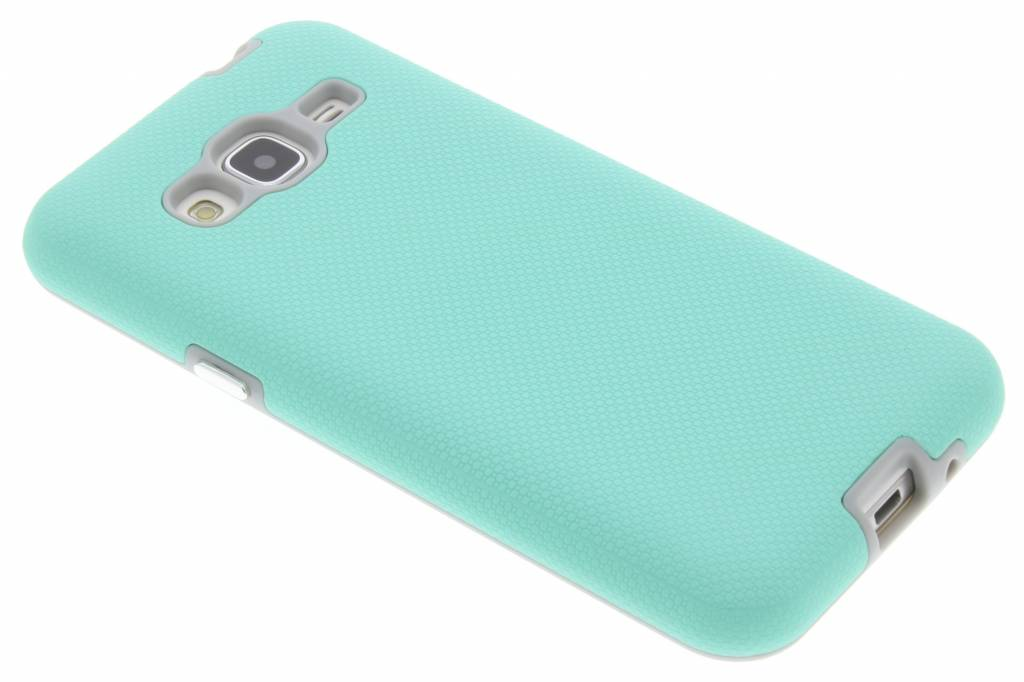 Accezz Xtreme Cover voor de Samsung Galaxy J3 / J3 (2016) - Mintgroen