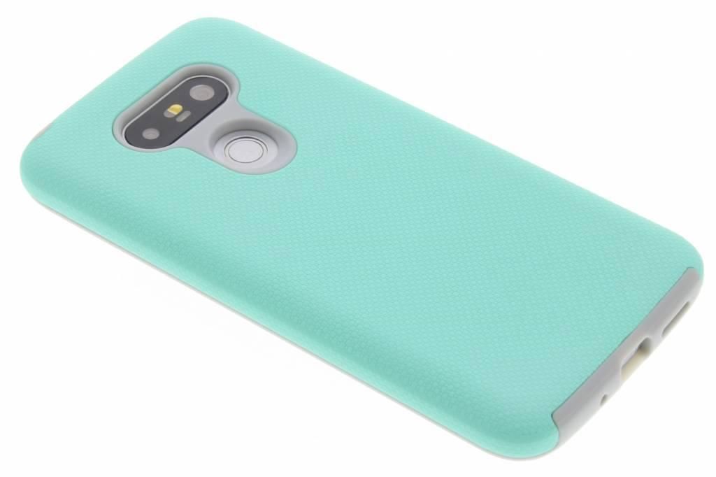 Accezz Xtreme Cover voor de LG G5 (SE) - Mintgroen