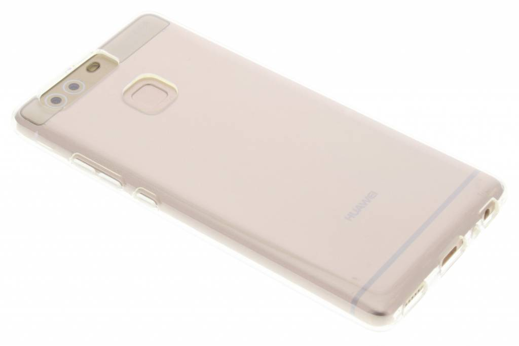 Accezz TPU Clear Cover voor de Huawei P9 - Transparant