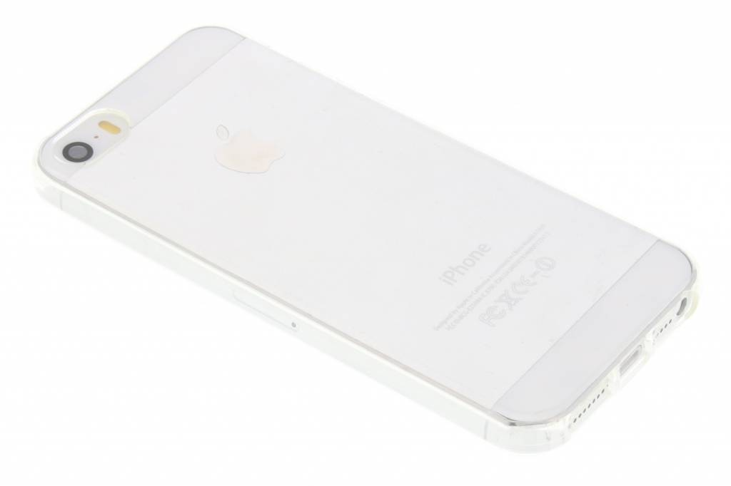 Accezz TPU Clear Cover voor de iPhone 5 / 5s / SE - Transparant