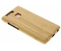 Echt houten hardcase hoesje Huawei P9