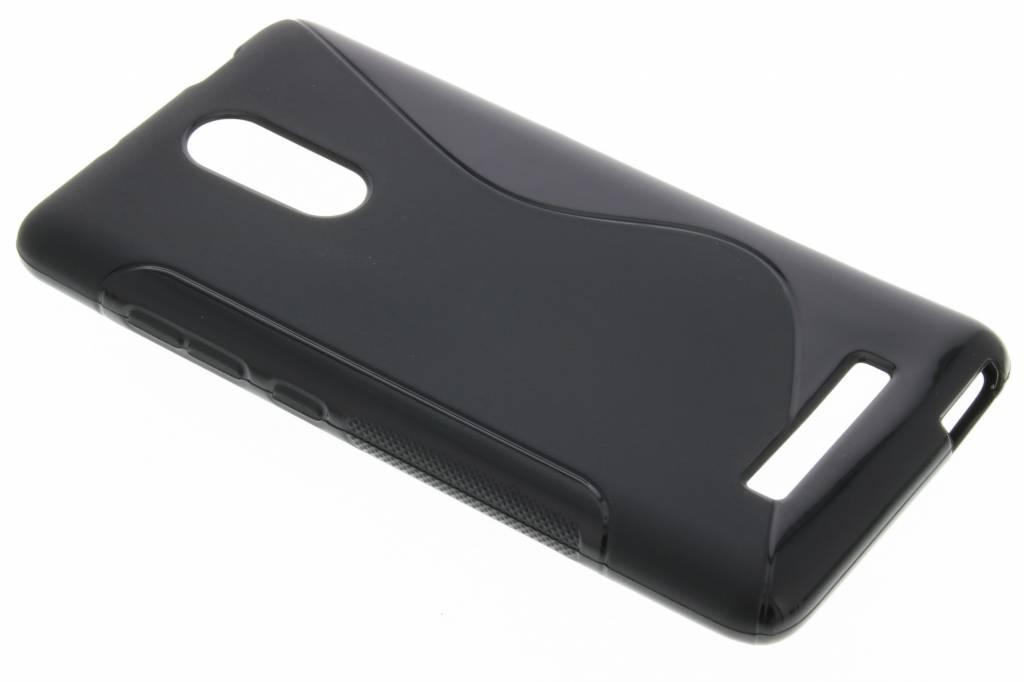 Zwart S-line TPU hoesje voor de Xiaomi Redmi Note 3