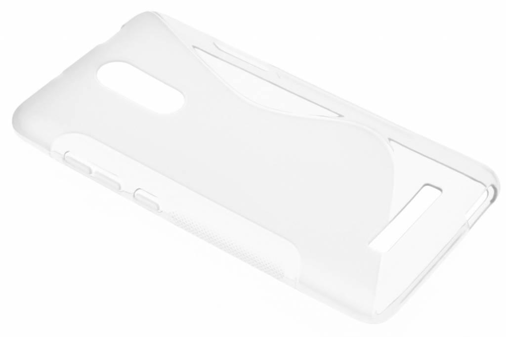 Transparant S-line TPU hoesje voor de Xiaomi Redmi Note 3