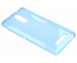 Blauw S-line TPU hoesje Xiaomi Redmi Note 3