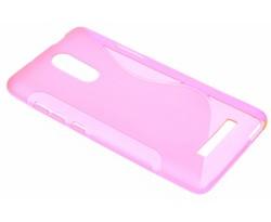 Rosé S-line TPU hoesje Xiaomi Redmi Note 3